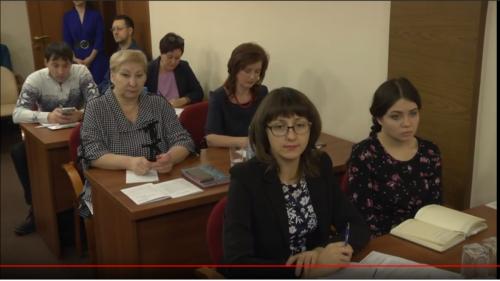 Сергеева В.В. 06.12.2019  на КС в Заксобрании